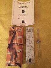 Swatch Scribble Limited Edition Collectors Swatch 1993