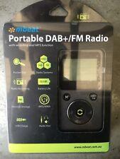 NEW Portable Handheld DAB+/FM Radio