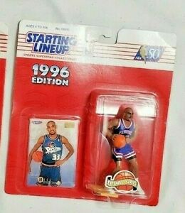 1995-96 Starting Lineup Editions of Grant Hill Action Figure