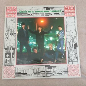 LP THE MEN THEY COULDN'T HANG NIGHT OF A THOUSAND CANDLES  A1 / B1 1985.