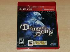 Demon's Souls PS3 Playstation 3 Demons (R1 Greatest Hits) **FREE UK POSTAGE**