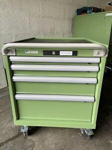 Lista Schubladenschrank Werkzeugschrank. 75 kg Neu!