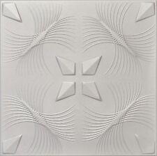 Decorative Ceiling Tiles Styrofoam 20x20 R41 Platinum