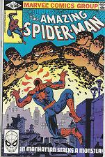 Spiderman #218 July 1981