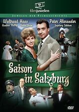 Saison in Salzburg - Wenn der Toni mit der Vroni (Peter Alexander) DVD NEU + OVP