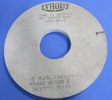 TYROLIT GRINDING WHEELS 382376 K 1/1 NNB