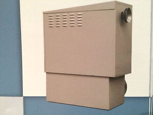 Brivis BUFFALO BX320 External Gas Ducted Heater 20kw