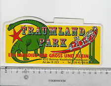 Decal/Sticker - Traumland Park Bottrop Kirchhellen Feldhausen