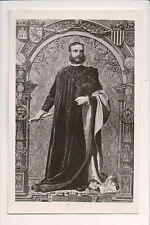 Photo Card King Alphonso XII of Spain