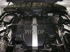 Mercedes Benz E-class W211 2003-2009 Engine Aluminum Front Strut Tower Bar Black