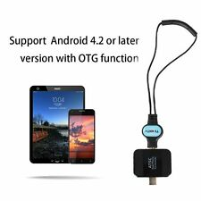 Micro USB ATSC Tuner Mobile HD TV Receiver Stick For Android Tablet Pad Phone MC