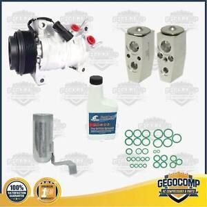 A/C Compressor Kit Fits Chrysler Town & Country Grand Caravan VW Routan 157339