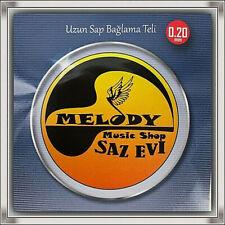 SAZ TELI   Uzun kol     Saz Saiten 0.20 Lang hals  long String ✅  Melody Saz Evi