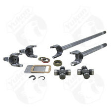 Axle Shaft Assembly-Unlimited Sahara Front Yukon Gear fits 11-14 Jeep Wrangler