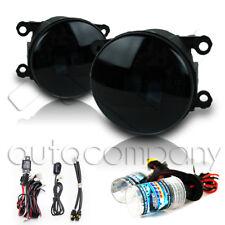 For 2005-2012 Nissan Pathfinder Fog Lights w/Wiring Kit & HID Kit - Super Smoke