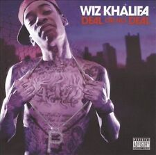 Deal or No Deal [PA] by Wiz Khalifa (CD, Nov-2009, Rostrum)