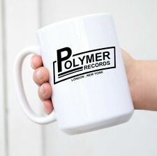 Polymer Records - Artie Fufkin - Inspired by Spinal Tap - Funny Novelty Coffee