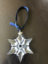 Swarovski Christmas Ornament 2000