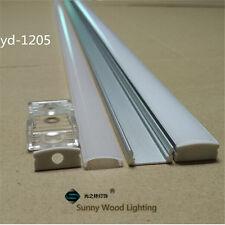 5m 10pcs 0.5m led aluminium profile for 12mm 5050 ,5630 ,3528 strip,led channel