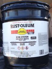 RUST-OLEUM A910008300 Fast Cure Epoxy Coating Activator, 5 gal.