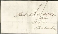 More details for gb 1835 pre-stamp entire to ripon, yorkshire from london dated 28th july 1835.