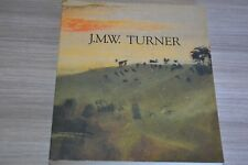 J.M.W TURNER. Catalogue d'exposition Paris 1983  / P30