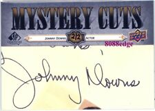 2008 UD SWEET SPOT MYSTERY CUTS AUTO: JOHNNY DOWNS #2/2 AUTOGRAPH