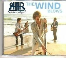 (CT749) All American Rejects, When The Wind Blows - 2009 DJ CD