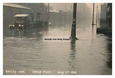 rp14416 - Great Flood of 1925 , Batley Carr , Yorkshire - photo 6x4