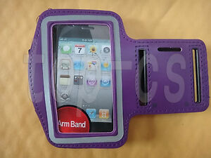 NEW premium running armband aports gym armband case cover fit apple iphone 4 4s