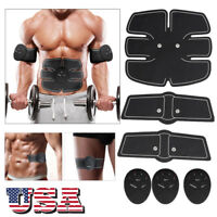 Smart Abs Fitness Gear Muscle Training Stimulator Abdominal Toning Belt Trainer