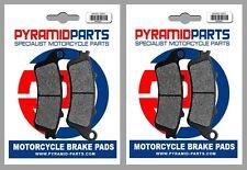 Front Brake Pads for Honda XL1000 Varadero 99-06