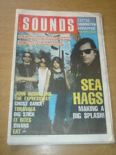 SOUNDS 1989 JUNE 17 GHOST DANCE IT BITES SWANS BOB DYLAN LOU REED UB40