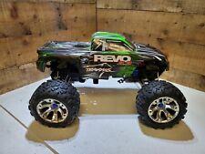 Traxxas E-Revo Brushless Roller/Rolling Chassis Aluminum Supermaxx ERevo Revo