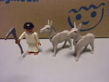 Playmobil BELEN, FIGURAS, EGIPCIO, ALDEANO, ANIMALES