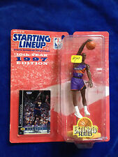Antonio McDyess Starting Lineup Action Figure 1997 extended edition NIB SUNS