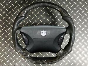 SAAB 9-5 99-01 DTM Sport Steering Wheel Carbon Fiber
