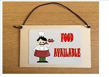 Segno da cucina Cafe Bistro segno Chef sign PUB CIBO Cibo segno Segno