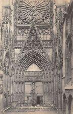 BR72785 la cathedrale le porche des libraires   rouen  france