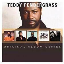 TEDDY PENDERGRASS 5CD NEW Love Language/Workin' It Back/Joy/Truly Blessed/Magic