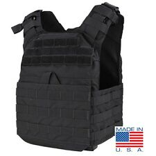 Condor US1020 Tactical MOLLE Cyclone Lightweight ESAPI Plate Carrier Black