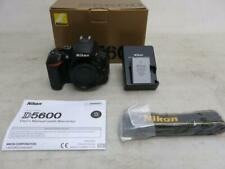 Brand New Original Nikon D5600 Body Only Digital SLR Camera US*3