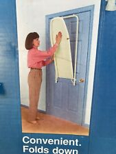 Miller Over The Door  Ironing Board, Space Saving Design Extra Wide Shape