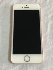 Apple iPhone SE - 64GB - Rose Gold (Unlocked) - Very Good Condition