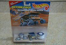 1996 Hot Wheels JPL Sojourner MARS ROVER Action Pack NEW MOC