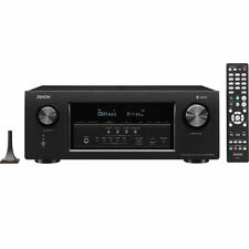 Denon AVR-S930H 7.2-Channel Network A/V Receiver