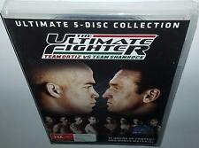 UFC THE ULTIMATE FIGHTER SEASON 3 BRAND NEW REGION FREE DVD ORTIZ VS SHAMROCK