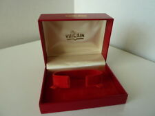 in amazing condition from the 70's Vulcain retro men's presentation watch box