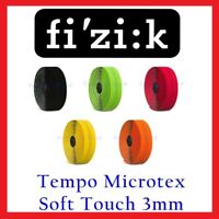 Fizik Tempo Microtex Bondcush Soft Touch 3mm Performance Bike Handlebar Bar Tape
