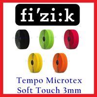 Fizik Tempo Microtex Bondcush Soft Touch 3mm Performance Bike Handlebar Bar Tape